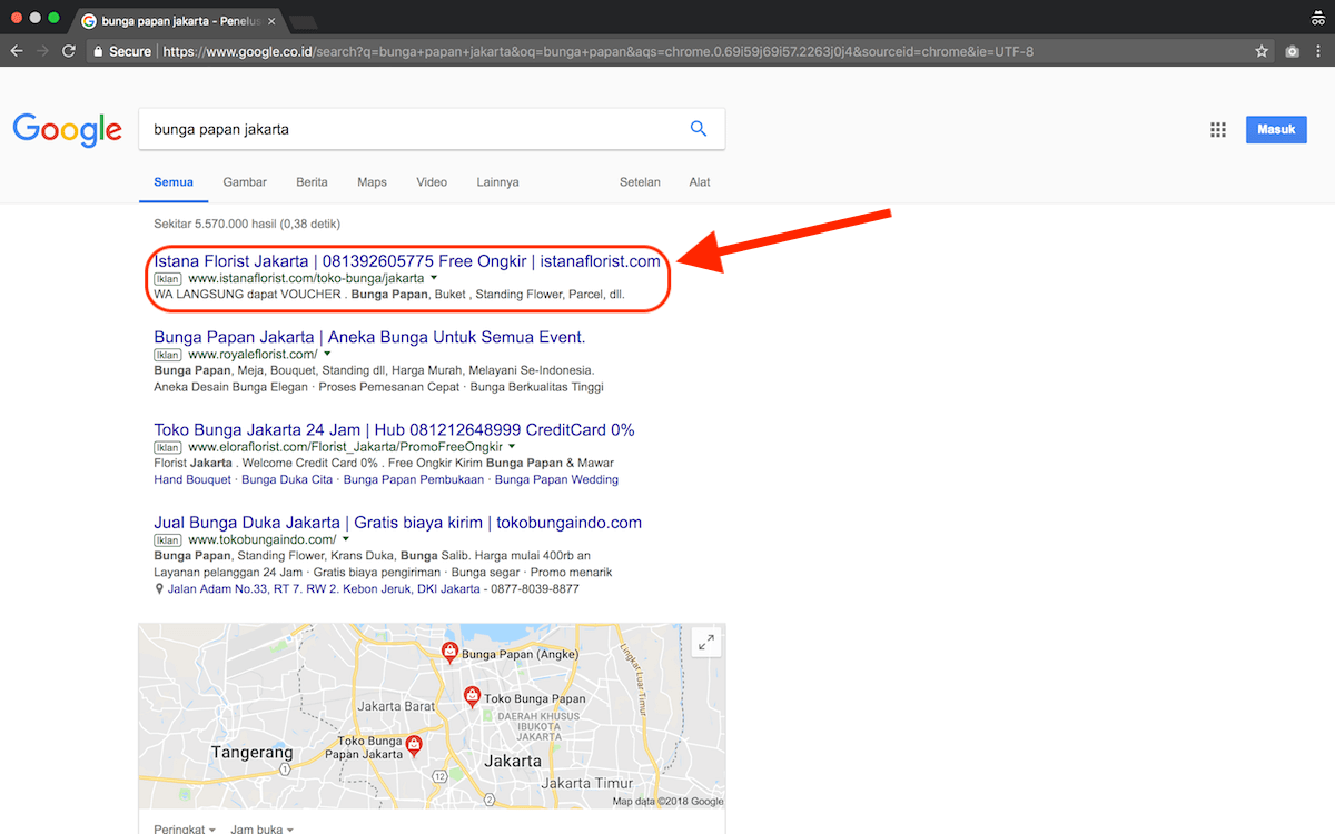 Jasa Iklan Google Ads Adwords Conversio